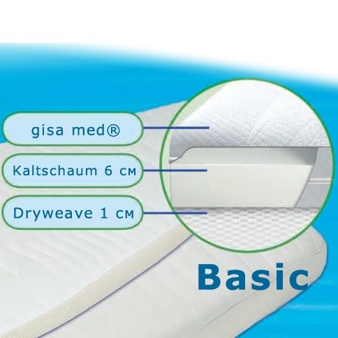 gisamed BASIC матрас для парусника