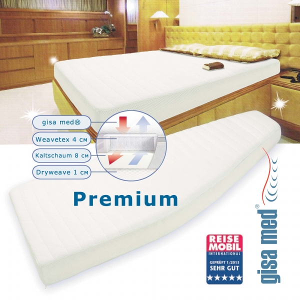 gisamed PREMIUM матрас для яхты