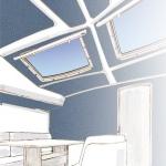 Категория Стены и потолки: AMAREE LEDRO